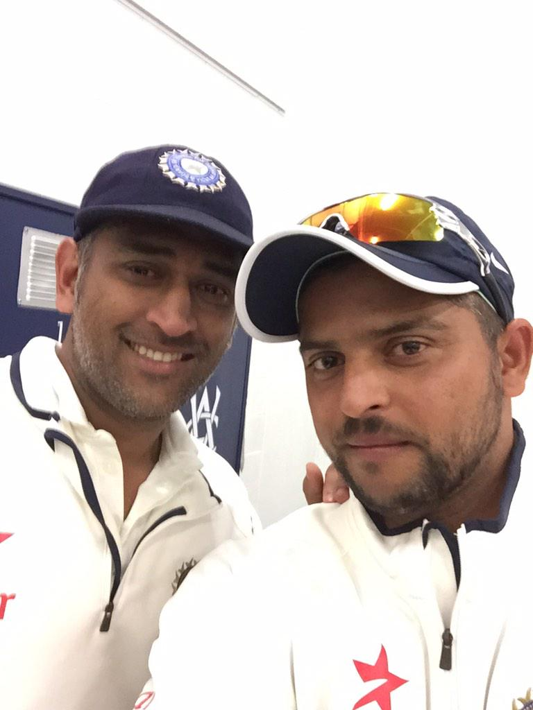 Valiant while you led. Valiant in your departure. #Respect @msdhoni http://t.co/w6xdnebG3s