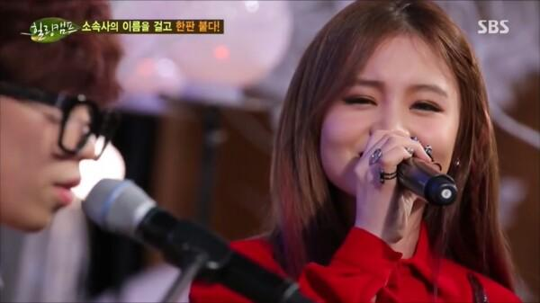 RT @PlanetHaYi: [HEALING CAMP] Lee Hi: Baby i'm so... lonely~~~ ♡.♡ http://t.co/J1PSiVgTUl