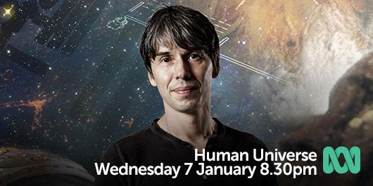 Do you think we're alone in the universe? #HumanUniverse with @ProfBrianCox begins Wed 7 Jan, 8.30pm http://t.co/hOAgatmFzO