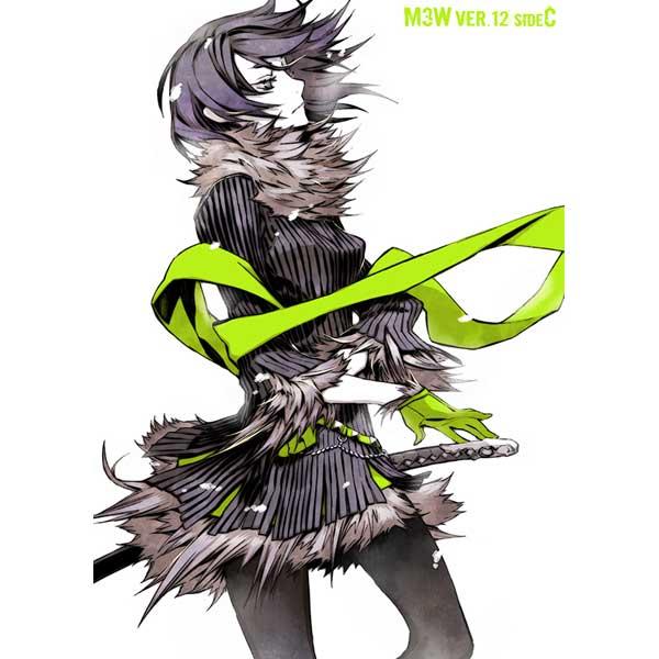 【通販】年の一度のお楽しみッ!三輪士郎氏のC87新刊『m3w ver.12 sideC』注文受付開始!こちらはカラーside!http://t.co/Fk67o7wyXK http://t.co/mdyPt2KMkM