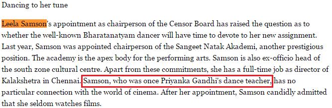 Ha ha ha.. now you know why Head of Censor Board Leela Sampson doesn't find anything objectionable in #PK. #PKdebate http://t.co/P1J4fJ3JOE