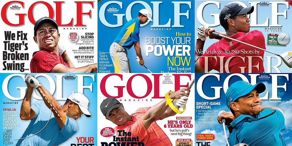 Happy 39th birthday to @TigerWoods. TW has graced our cover many times. http://t.co/bvQhQRpSt2