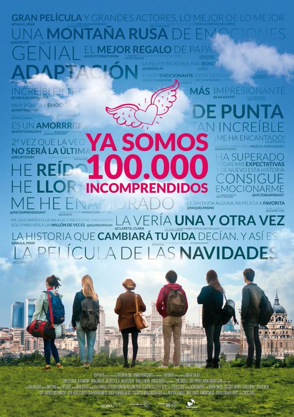 #ElClubdelosIncomprendidos supera los 100.000 espectadores en su estreno http://t.co/XjIkKK7kH1 http://t.co/mNp6HGVbI7