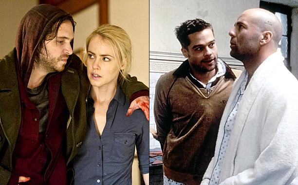 Here's how @Syfy's @12MonkeysSyfy differs from the movie:
