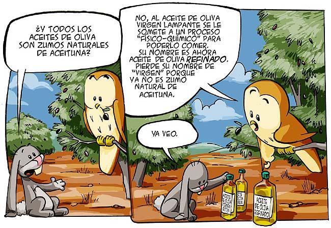 No todos los aceites de oliva son zumos naturales de la #aceituna. ¿Cuál no es natural? #AOVE http://t.co/UpjGSUHKiN vía @Directo_Olivar