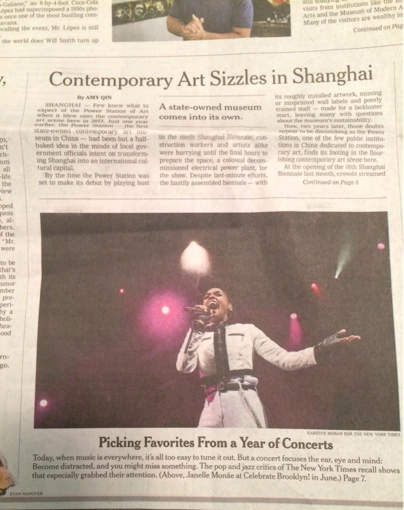 BIG TIME CONGRATS to #JanelleMonae and the #Archorchestra on being among the best of 2014 in today's #NewYorkTimes!!! http://t.co/1j2c2EdKZJ