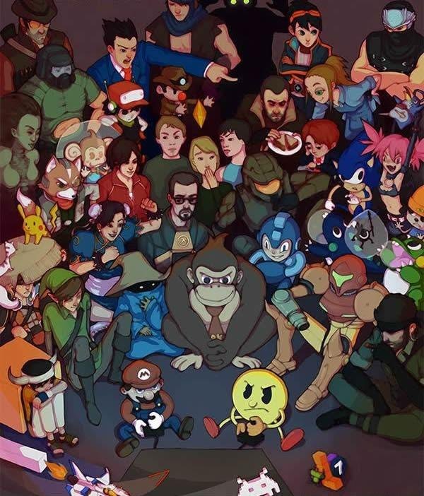 Generations of Games !! http://t.co/06RvZEPJpb