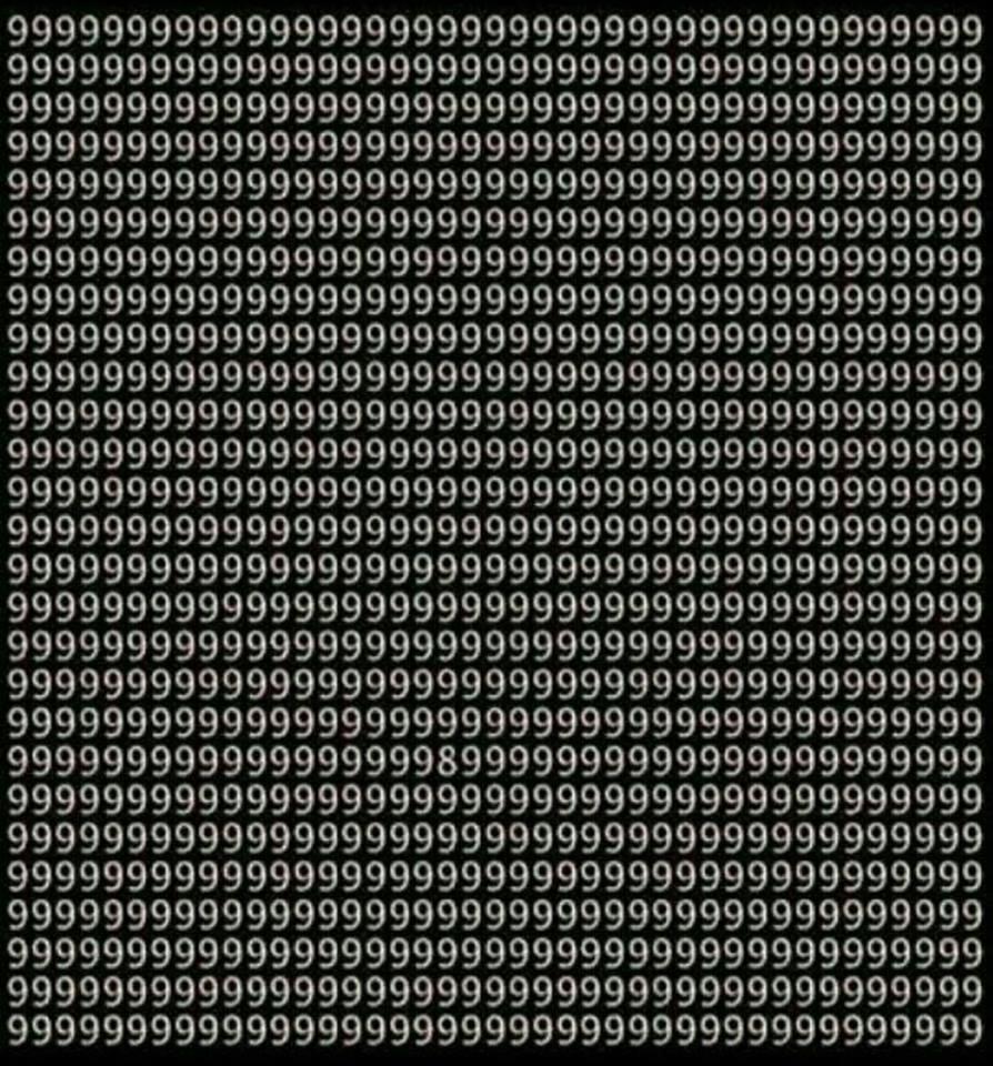8을 찾고 소원빌고 공유하면 소원이 이루어진다는데 저는 아직 8을 못찾고 있어요.ㅠㅠ http://t.co/oK6OBQPw6v