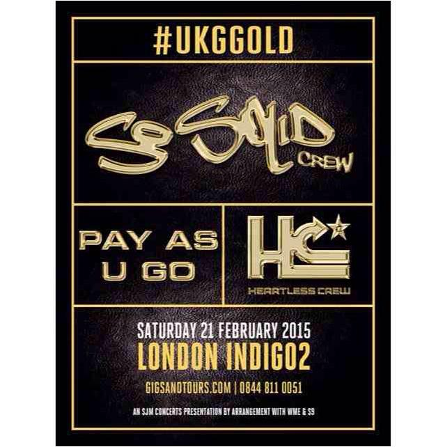 Theres only 1 place 2 B 2015! Sat 21st Feb @indigoatTheO2 UKGs Biggest & Best Crews  Tickets: http://t.co/vbHFBF3lQA http://t.co/notqmjyvWz