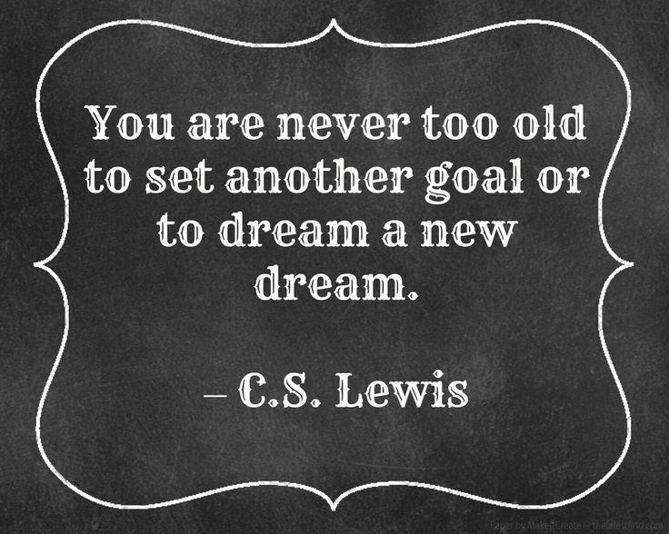 Wisdom for the future from C.S. Lewis http://t.co/l5Uf4SRPNr