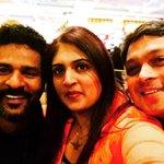 RT @SujaIndia: Enjoying time with my good friend.