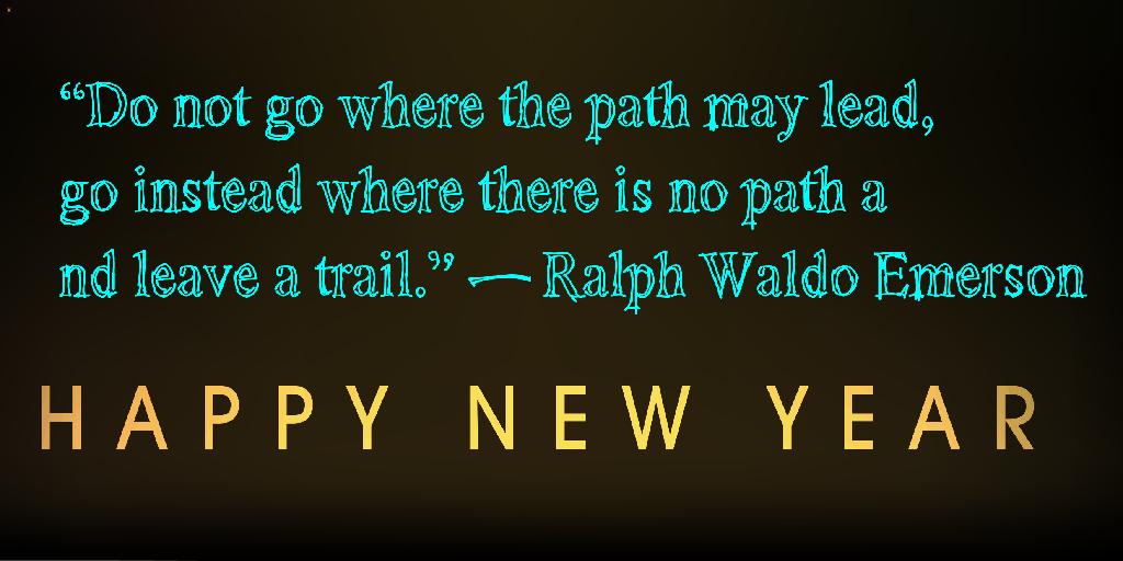 Wishing everyone a #HappyNewYear! http://t.co/QwziP9zL87