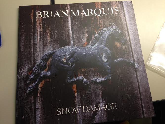 Retweet this for your chance to win a copy of 'Snow Damage' by Brian Marquis on vinyl. http://t.co/4FIXqVPC0h