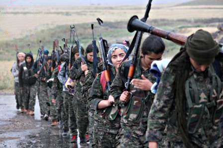 General command latest news from the defence of kobane kurdistan
