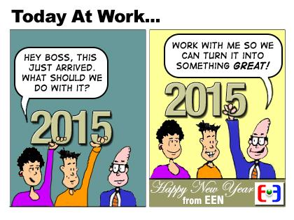Employee engagement cartoon by @junson for a great year in 2015. http://t.co/6hcQ1dTBJm