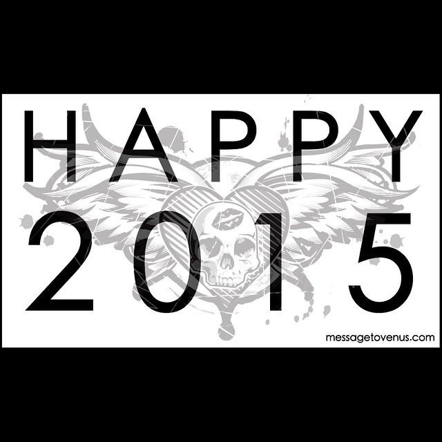 Wishing you all the best for #2015! #health #success #happiness