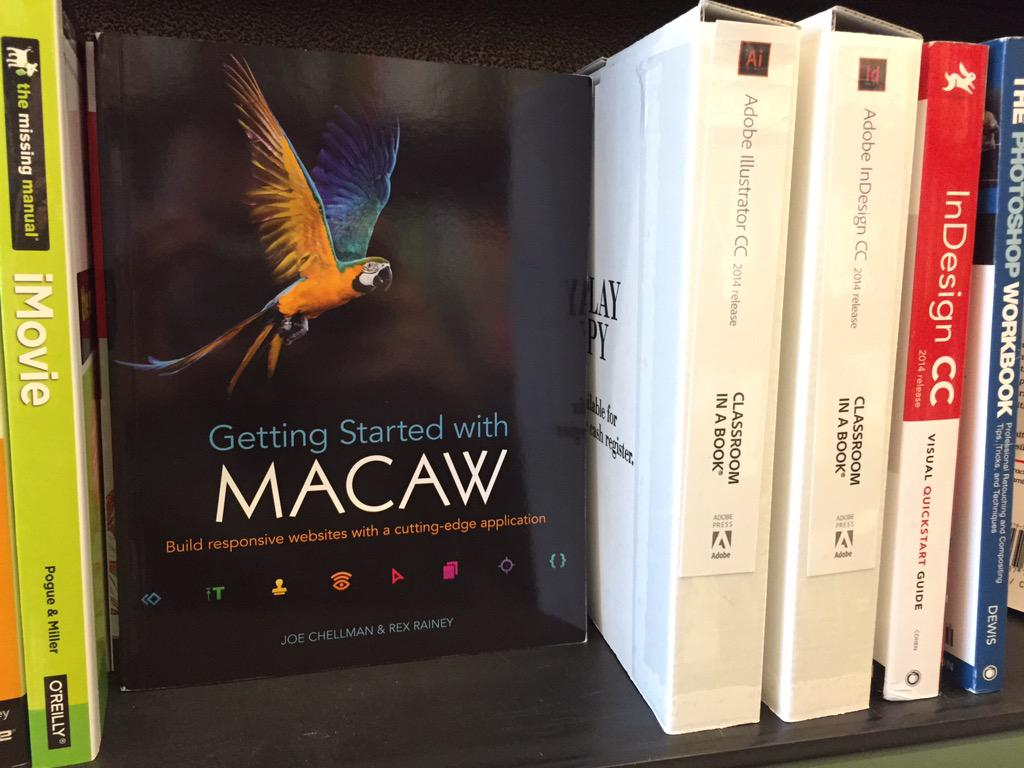 Watch out @Adobe, here comes @macawco! http://t.co/tY2I5jqaF4