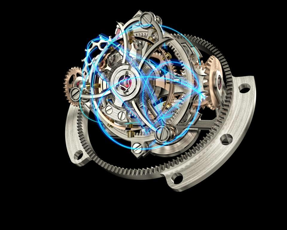 Illustrating the trajectory of the Triaxial Tourbillon 3D revolution #innovation #watches #horology http://t.co/GTaqCjY2gQ