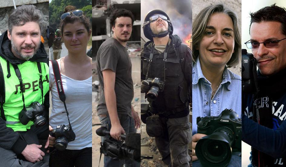 Take a moment. RT @Newsweek: 100 journalists who died doing their jobs in 2014: http://t.co/JCpBUnVX6r http://t.co/erS442Gibr