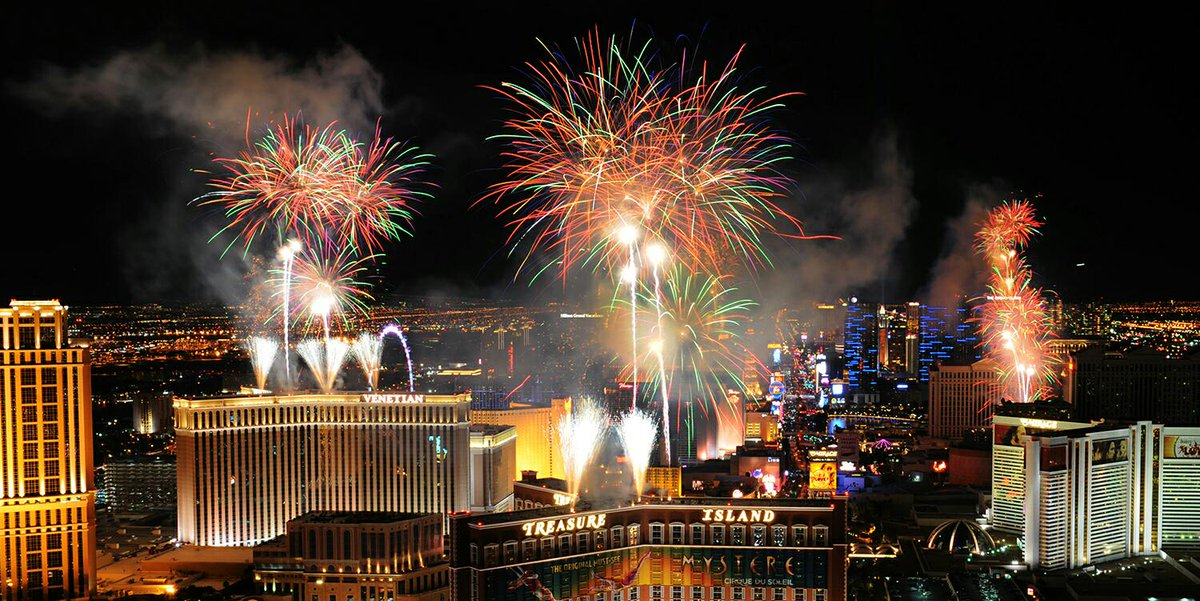 Happy New Year everyone! Retweet if you're planning to visit #Vegas in 2015! http://t.co/bjS9W3rl7b