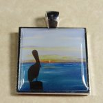 #Pelican #sunset #sunrise #Pendant #pottiteam #Ocean #Beach #Jewelry #Etsy http://t.co/sQK37YQwWa http://t.co/Mf9cQsDlp0