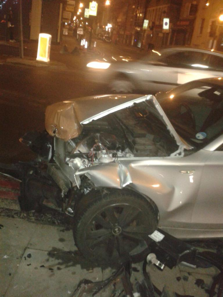 Thank For Letting Me & My Friends Survive This Car Crash Early Hours Of This Morning