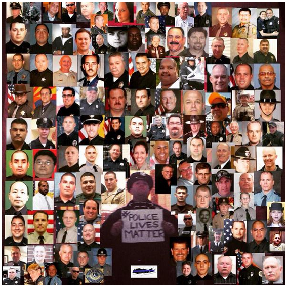 As we begin 2015 let's not forget those who paid the ultimate sacrifice to keep communities safe. #PoliceLivesMatter http://t.co/1IDlPaAq5Z