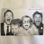 Happy New Year! May your 2015 be filled with health, humor and happiness. Love, the Burtka-Harris Bunch @Davidburtka
