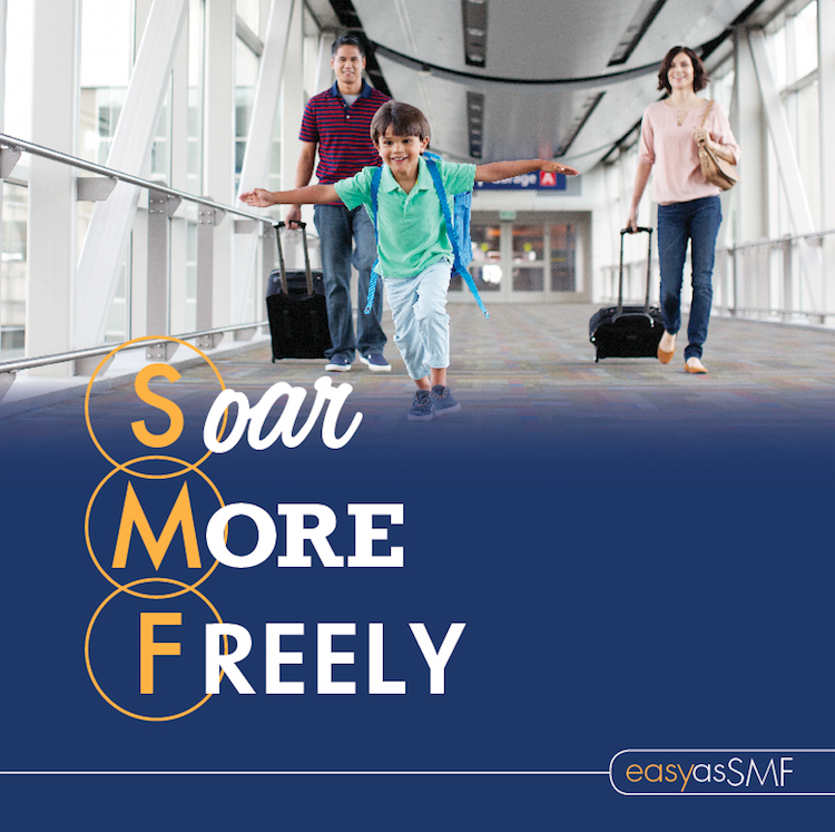 SMF offers more than 120 nonstops to major destinations.