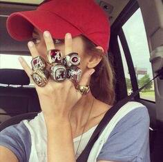 Haters gonna hate, hate, hate, hate, hate. #RollTide http://t.co/FWl8m2luOR