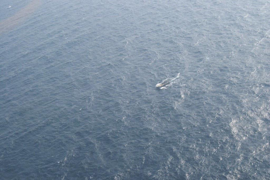 Indian Coast Guard pictures of the intercepted Pakistani boat. http://t.co/mYjdRpRRCE