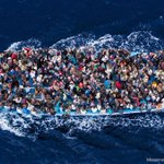 On today or all days, this photo taken off Italy sums up our unequal world. http://t.co/SD6ZvQCDx7