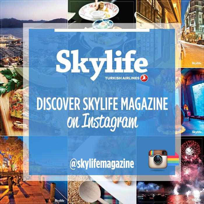 Follow Skylife Magazine on Instagram and explore new horizons!