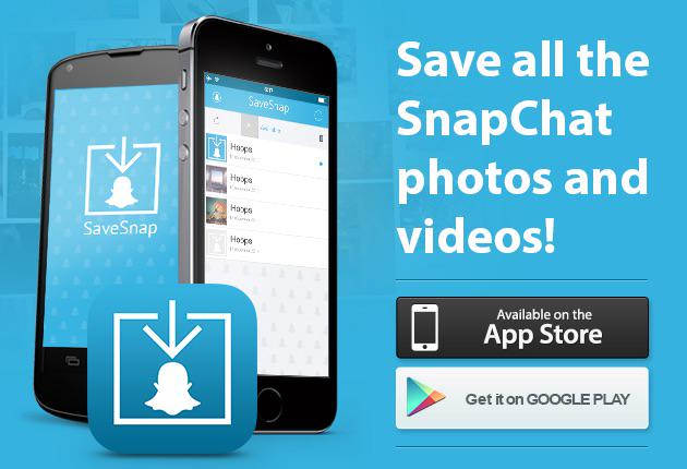 Download SaveSnap for free to save SnapChat photo and video! http://t.co/5zbIubtRmN http://t.co/OV4u8cCDnr