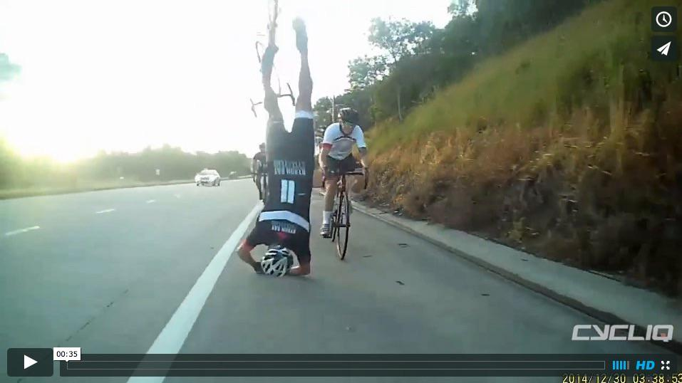 """""""@Re_carb: Give that man my number. Fly6 cycling camera http://t.co/AzoS2PkBtJ http://t.co/jkhpAZIz4T""""""""  This why you point out debris."""