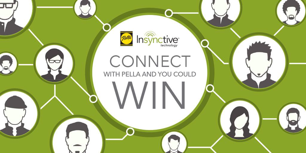 Attending #CES2015? Visit the Pella #Insynctive space #70426 for a chance to win our new family of smart products! http://t.co/kevkwp2UbS