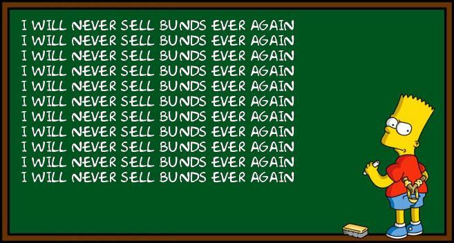 Katie Martin (@katie_martin_FX): < 0.5% yield on 10y Bund. RT @IyerC: Today's end of day comment http://t.co/jReGlojqzc