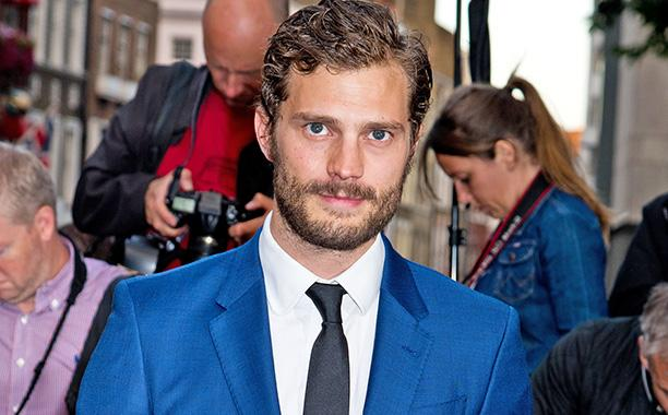 Jamie Dornan doesn't think 'Fifty Shades of Grey' is misogynistic: