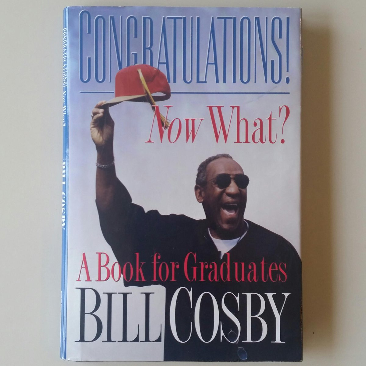 This insane excerpt (note the chapter title) from Bill Cosby's 1999 grad advice book is kinda all we need to know http://t.co/D6TdtxkG0x