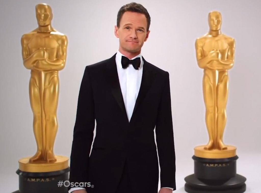 Neil Patrick Harris recommends some resolutions for 2015—Happy New Year!