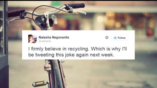 @verified @TwitterCanada @twitter Verify @natvanlis cuz she's a jokester & about that go green life. #verifynatvanlis http://t.co/0fiPxtQEbv