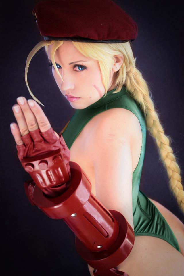 Cammy par Zettai-Cosplay #capcom #cosplay http://t.co/BqSewKAZtV