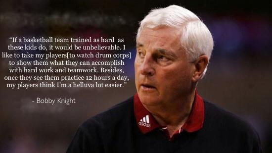 Hey, @JimRome, maybe you'll listen to Bobby Knight! #marchonrome #romeisburning http://t.co/wwsvvCuhCL