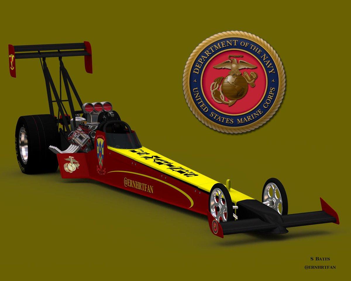 My #Marines #TopFuel #3dsmax design.#NHRA @rayc1116 @Riff388 @jamesjr55 @JessieJaneDuff http://t.co/S3iSoaZ2VU