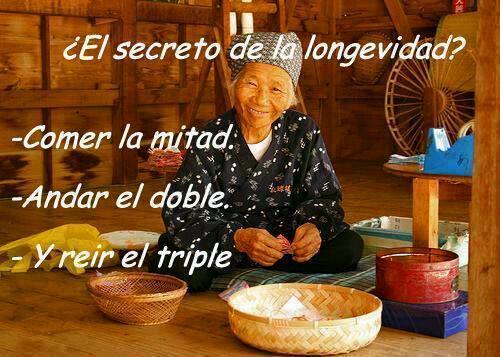 Dime...cuál es el secreto de la longevidad?  #ConelAlma http://t.co/7tEHbEQxV1