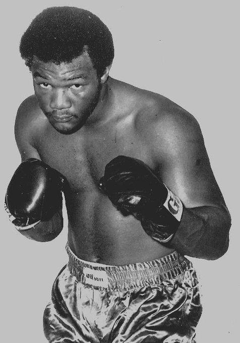 Just wishing a happy 66th birthday to world champion boxer(& world champion grill maker) Big George Foreman