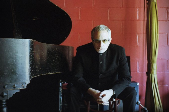 Happy 67th Birthday to Donald Fagen of the mighty Steely Dan. [Photo by Danny Clinch]