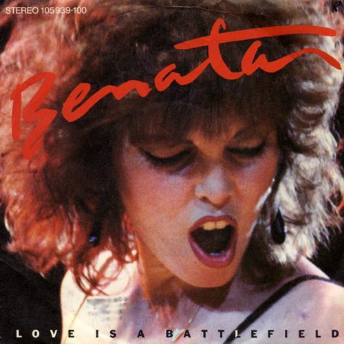Love may be a battlefield, but we hope birthdays aren\t! Happy birthday to Pat Benatar.