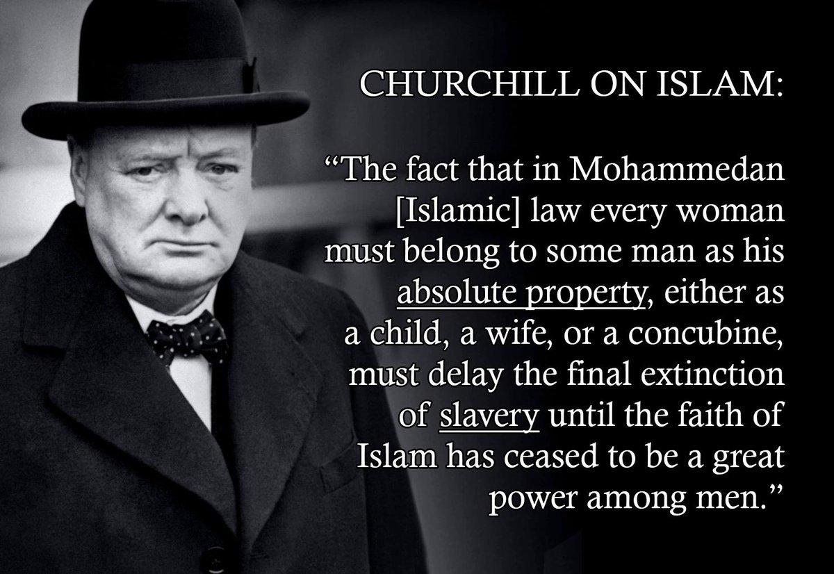 Winston Churchill om islam.  #svpol http://t.co/yLiYuIyzLd