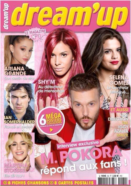RT @delenataltmarae: @TeamGrandeFR Ariana sur la couverture du magazine @DreamupMag http://t.co/R9TDzsVEk7